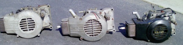 Minarelli Engines