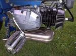Minarelli V1 engine