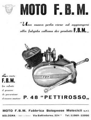 Moto F.B.M.