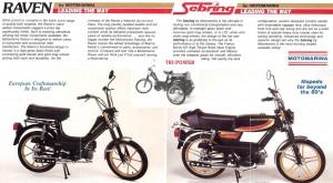 Motomarina Flyer side 1