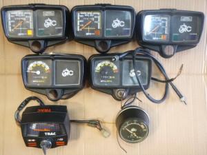 Trac Speedometers