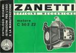 Zanetti C50 motor