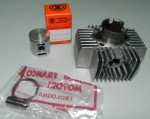 16mm upper, 12mm pin, Morini piston #230136