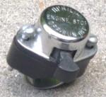 Aprilia Diamond Chrome engine stop