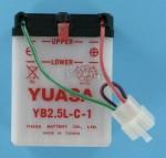 Battery YB2.5L-C-1