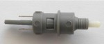 Brake light switch Tomos small plastic