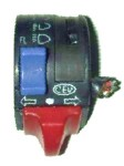 CEV 1980s left switch turn and flash for Euro model