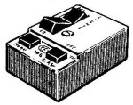 CEV switch 8167.1 (says 196)