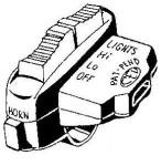 CEV switch 8190