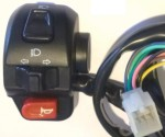 TBS 2010s left switch hi-lo turn and horn