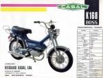 Casal K168 Boss