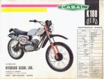 Casal K188 Enduro