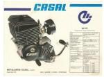Casal M112 engine