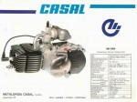 Casal M140 Engine