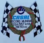 Casal Record Mundo 50cc