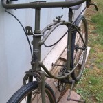 1942 BSA Airborne Bicycle
