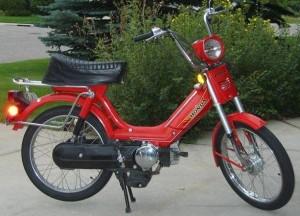 1982 Honda PA50II