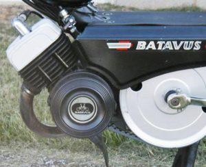 Batavus clutch cover