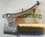 Domino 70s chrome right throttle and brake control DA1