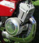 Motobecane magneto cover