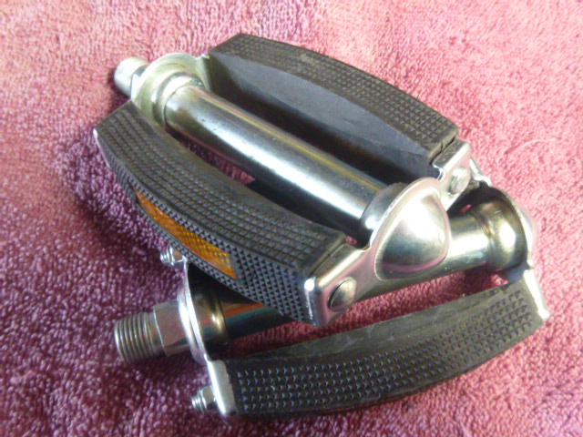 77 KTM FOXI GT SACHS 50cc CRANK ARM CRANKARM PEDAL PIN