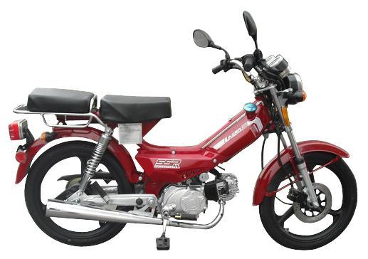 SSR Lazer 5 red