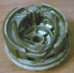 Trac 90 x 22 front brake