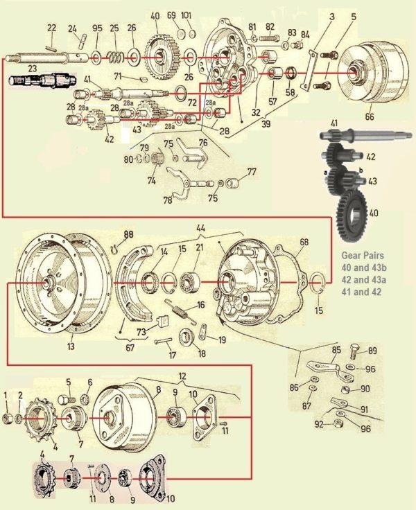 American Shifter 104560 Black Shift Knob with M16 x 1.5 Insert Green Tap w//a Drip