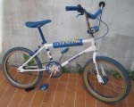 1982 Merida MX280 BMX racing bicycle