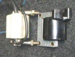 Wtemco and Bosch coils top view