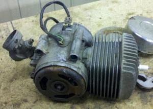 Solo Odyssey motor
