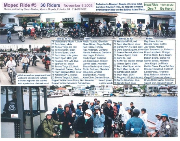 Ride 5A