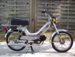 1981 Tomos Silver Bullet no oil injection spoke wheels