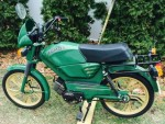 1993 Tomos A35 Golden Bullet TTLX green
