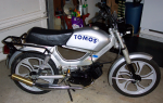1994 Tomos Sprint TT