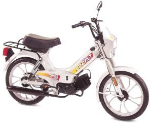 2000 Tomos Sprint