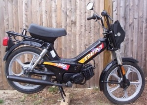 2003 Tomos Sprint
