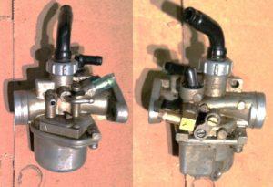 Keihin PA15A carb 1981 NC50