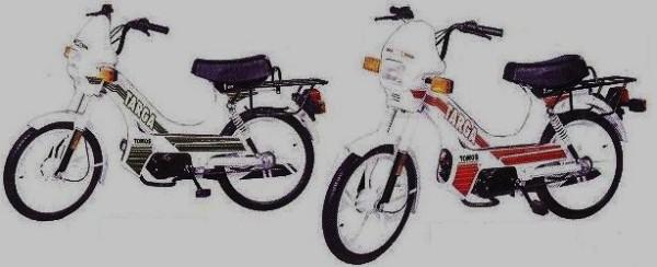 1994 Tomos Targa Z