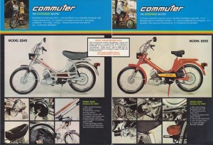 1979 Colombia Brochure 2240, 2250
