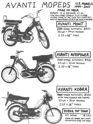 Info Avanti 2001