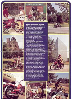 1977 Batavus Flyer