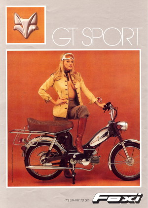 Info Foxi GT Sport