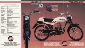 Garelli Monza GT 1980-1984