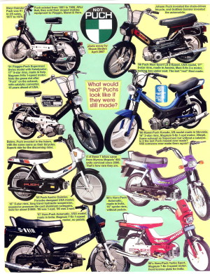 Puch Remakes Not Puch