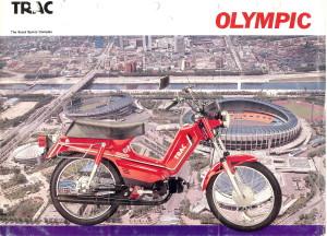 Trac Olympic