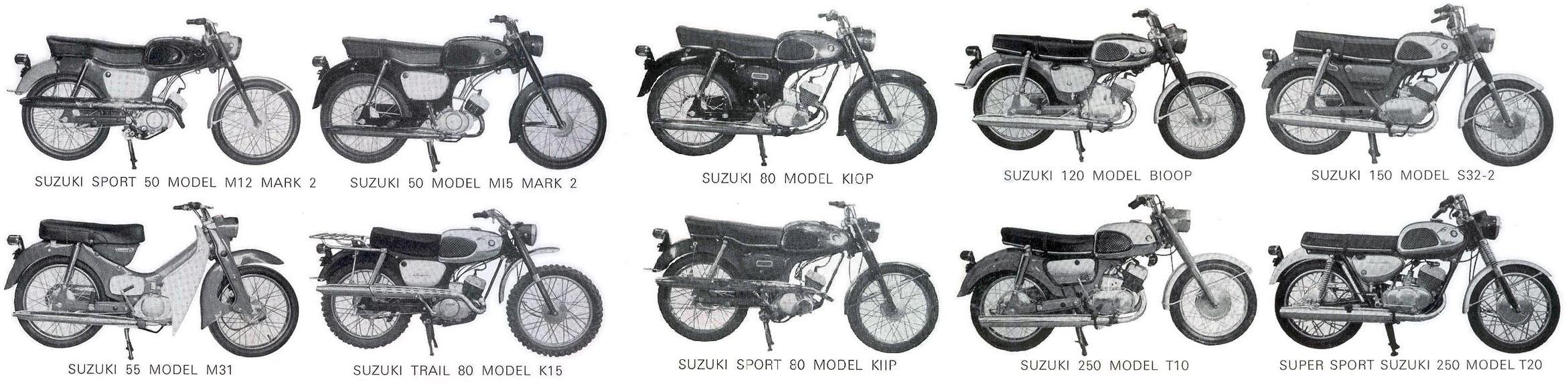 Suzuki 1968