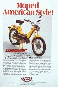 1976 Columbia Ad