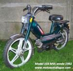 1992 Peugeot 103 MVL