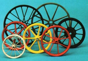 Bernardi Mozzi wheels